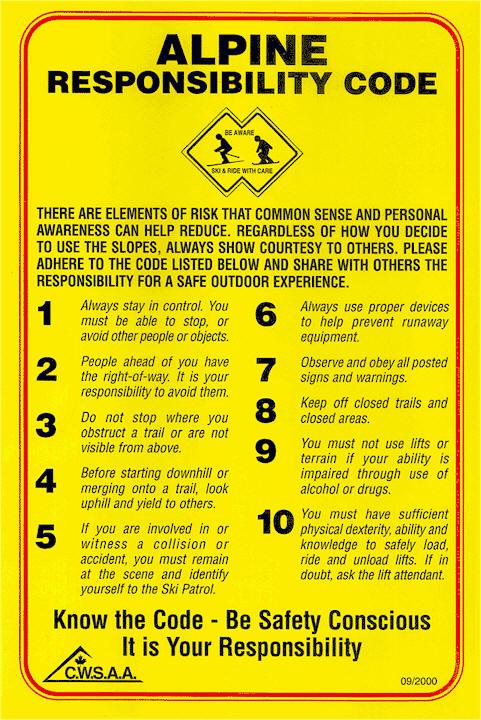 alpine-responsibility-code
